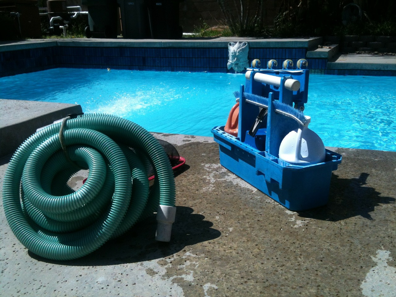 Pool Without Vacuum
