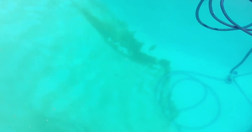 Clear Cloudy Pool Water